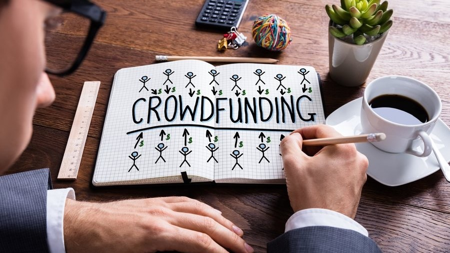 Crowdfunding-Investitionen