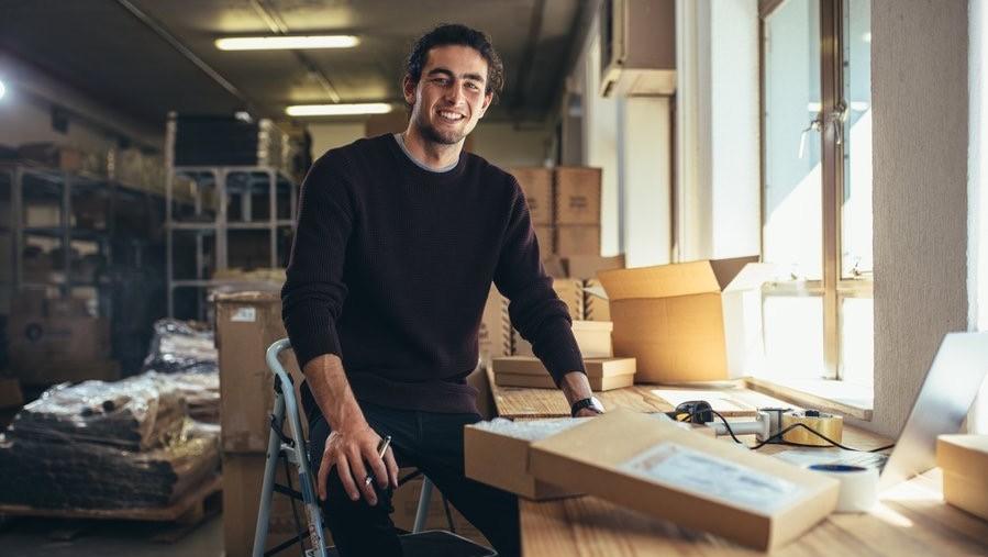 E Commerce   So Gründest Du ein erfolgreiches Unternehmen