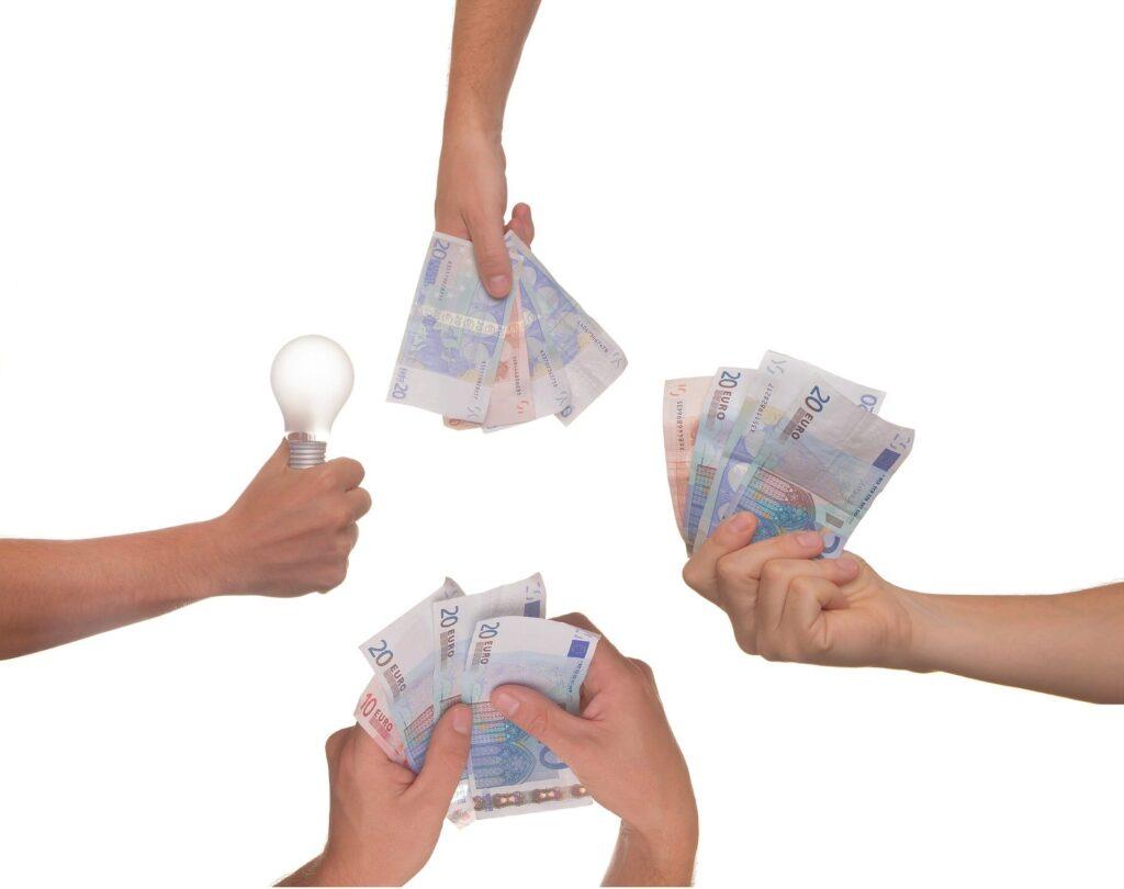 Crowdfunding-Passives Einkommen-aufbauen