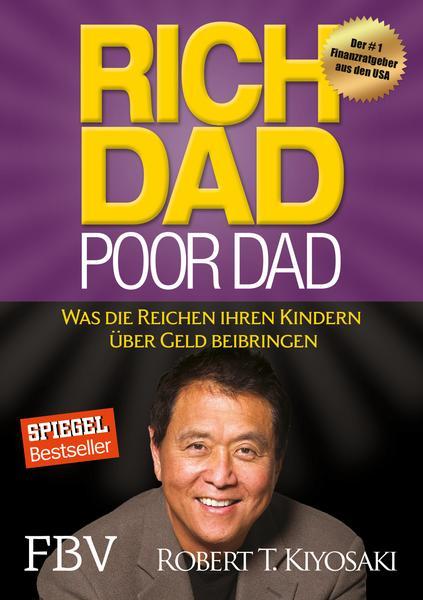 Investment-Bücher-Rich-Dad-poor-dad