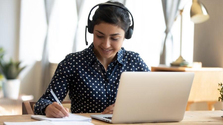 Arbeite als Virtuelle Assistenz von zu Hause aus