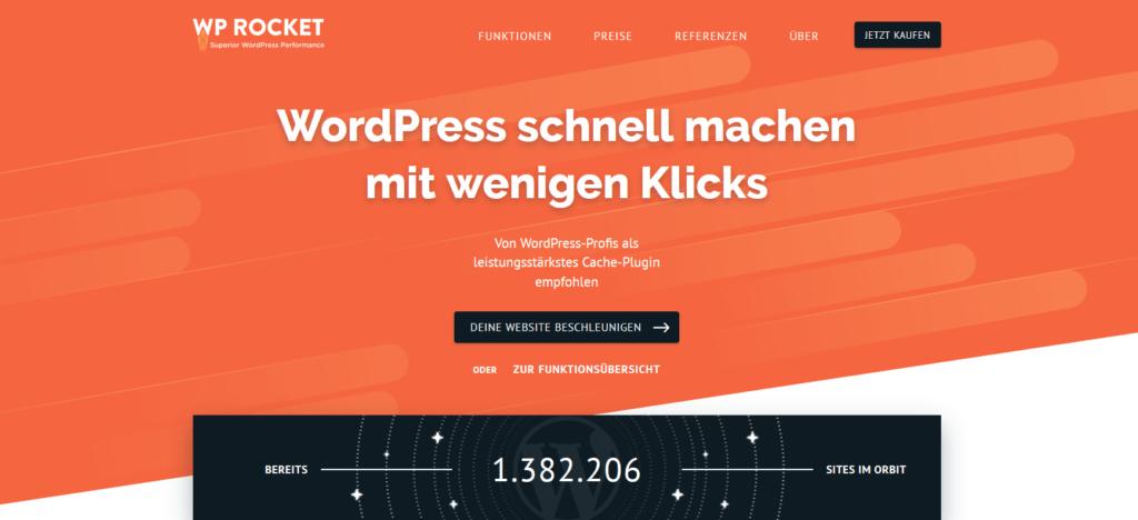 Wordpress-Seite-erstellen-mit-WP-Rocket
