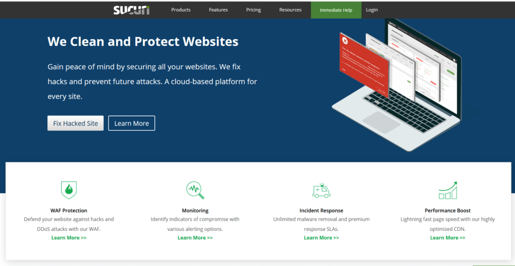 Wordpress-plugin-sucuri