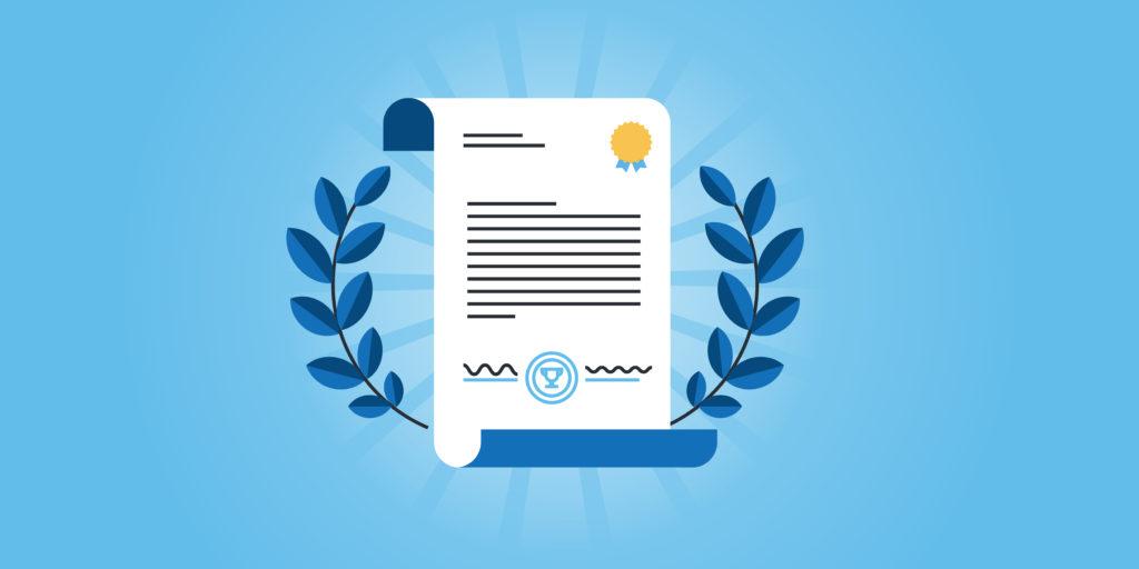 Linkedin-Learing-Zertifikat