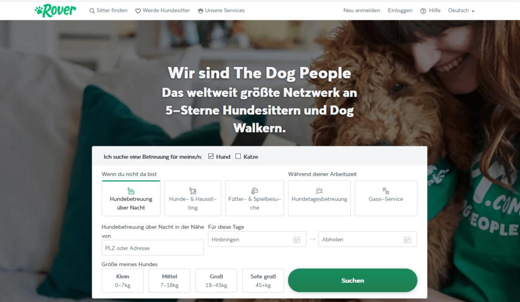 Hundesitter-werden-dienstleistungen-auf-rover.com