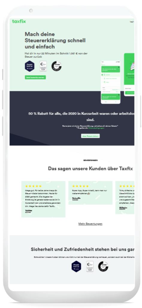 Geld-Spar-Apps-Taxfix