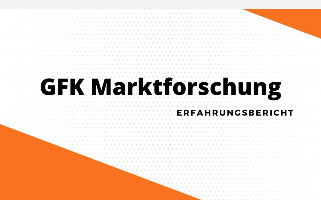 GFK Marktforschung: Wie gut ist der Verdienst wirklich?