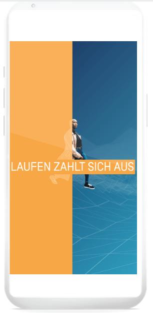 Mobile-Datenerfassung-Sweatcoin
