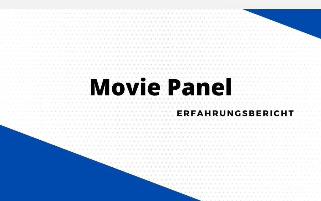 Moviepanel Erfahrungen: Ist die Seite seriös?