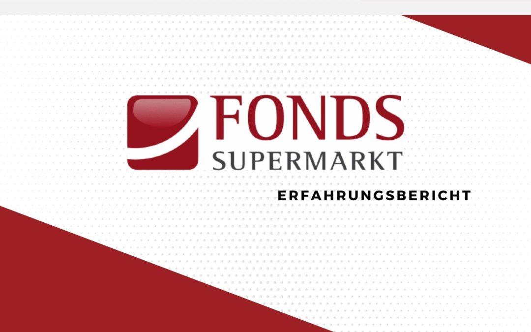 Fondssupermarkt Erfahrungen: Ist die Plattform Seriös?
