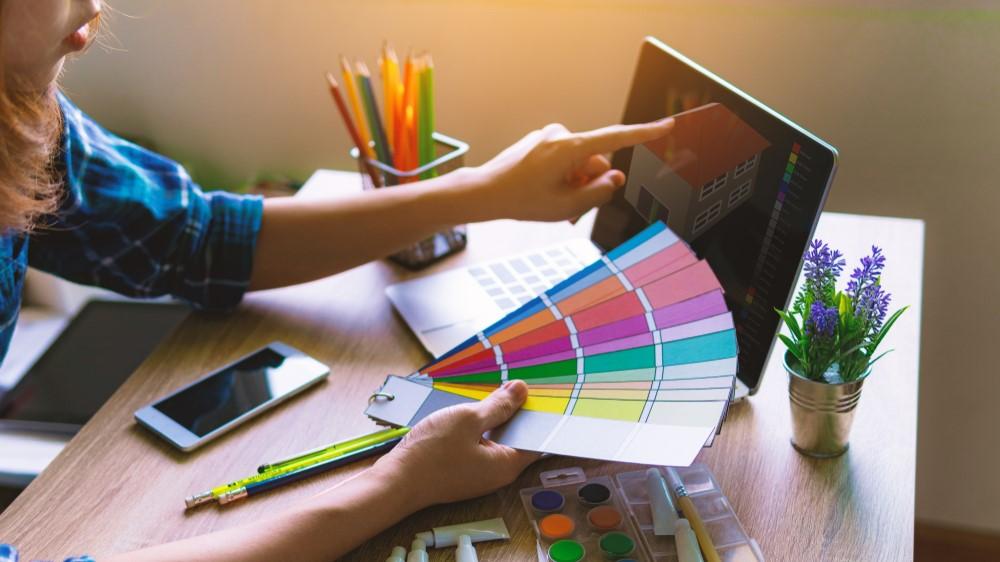 So wirst Du in 5 einfachen Schritten zum Grafikdesigner